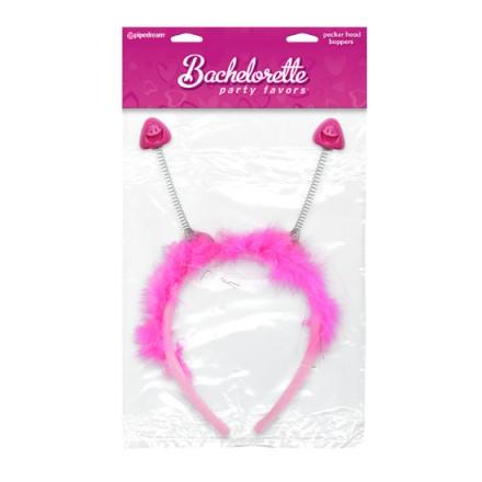 bachelorette diadema con penes