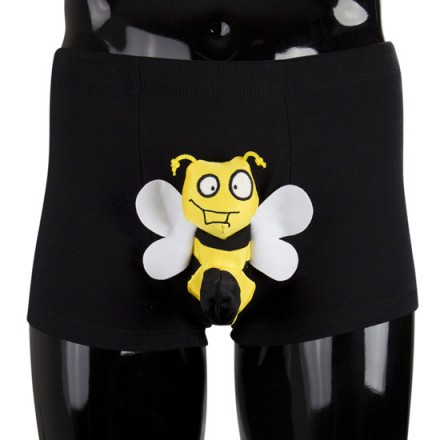ropa interior divertida abeja