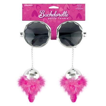 bachelorette gafas de sol con penes