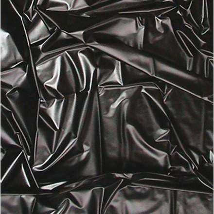 sabana negra de plastico