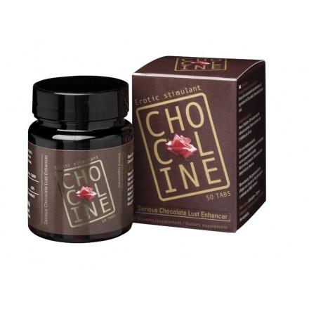 chocoline estimulante erotico