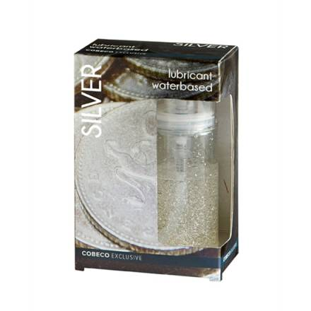 cobeco exclusive lubricante base agua plata