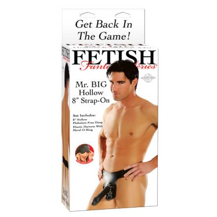 fetish fantasy mr big arnes hueco 17 cm