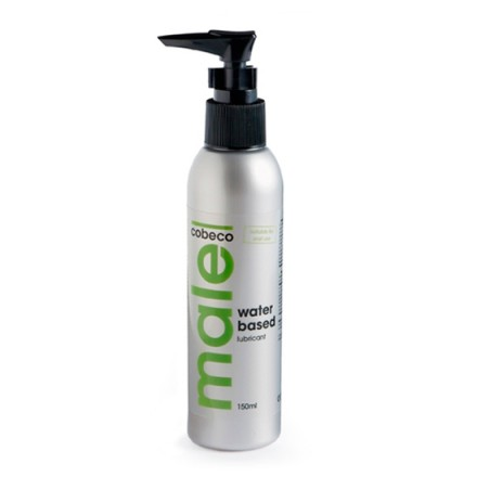 male lubricante base de agua 150 ml