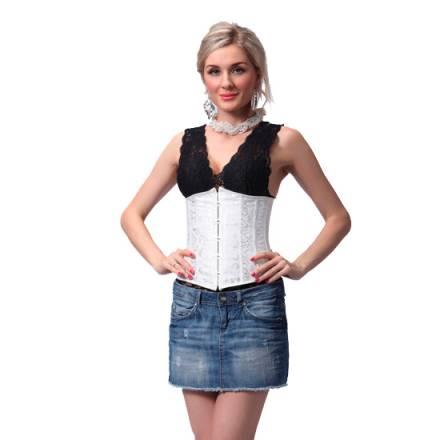 intimax corset hestia blanco