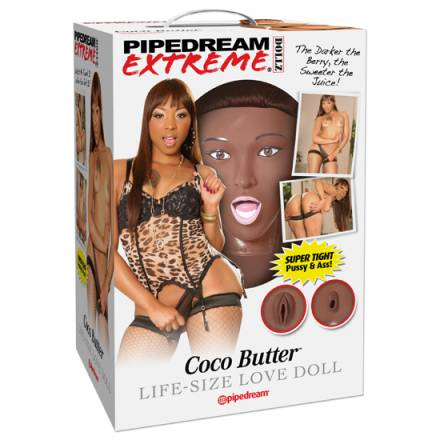 extreme toyz coco butter