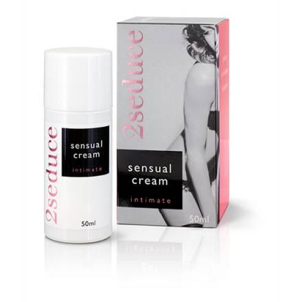 2seduce crema sensual intima