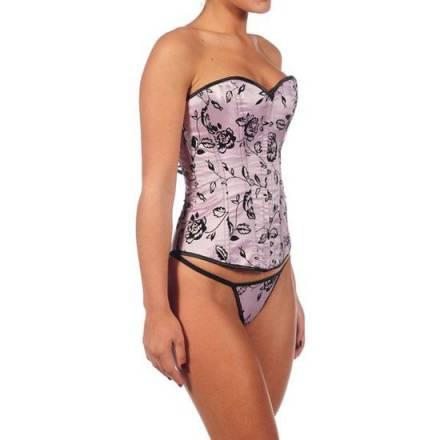intimax corset nornas rosa