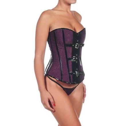 intimax corset daisy morado