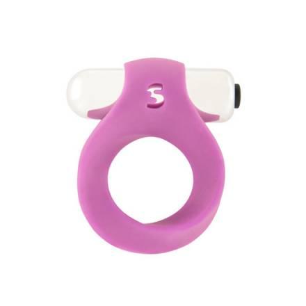 anillo para pene y testiculos rosa