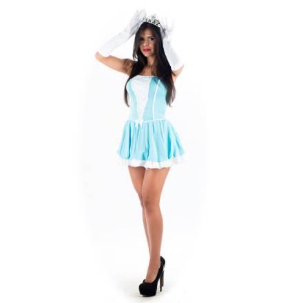 picaresque disfraz princesa azul