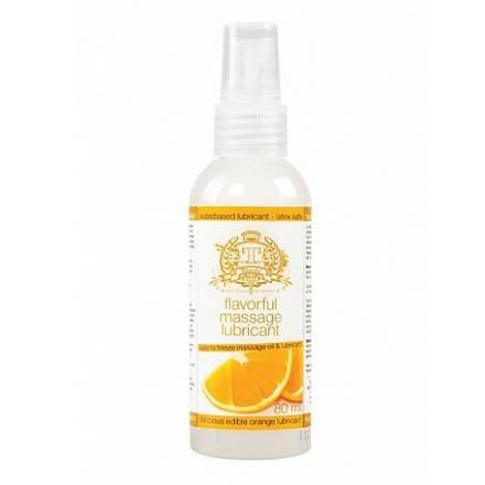 touche ice lubricante comestible naranja 80 ml
