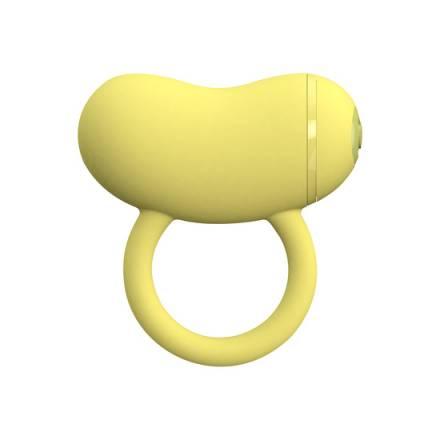 enzo anillo para parejas amarillo