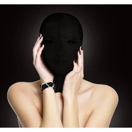 subjugation mascara negro
