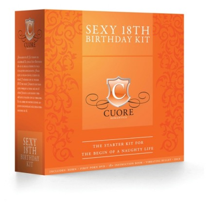 kit para regalar 18 cumpleaños