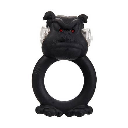barbaric bolldog anillo para el pene negro