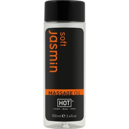 hot aceite de masaje sedoso de jazmin 100 ml