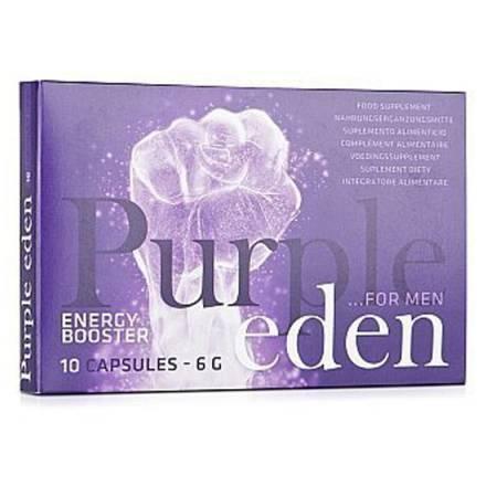 purple eden para hombre 10 capsulas
