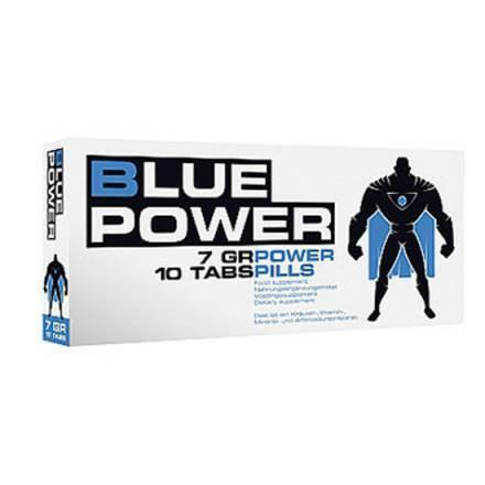 blue tabs 10 capsulas