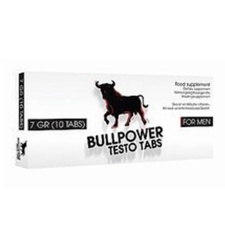 bullpower testo 10 capsulas
