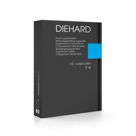 diehard formula rendimiento 10 capsulas