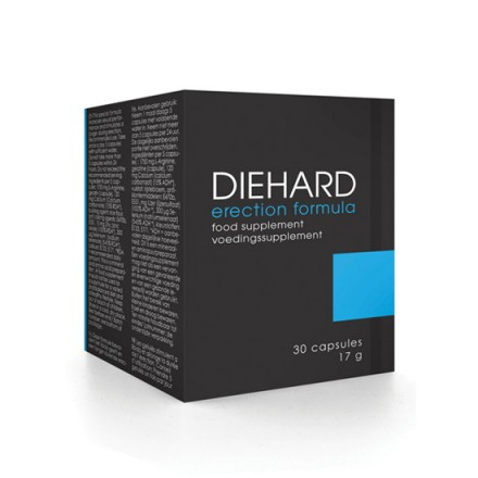 diehard formula rendimiento 30 capsulas