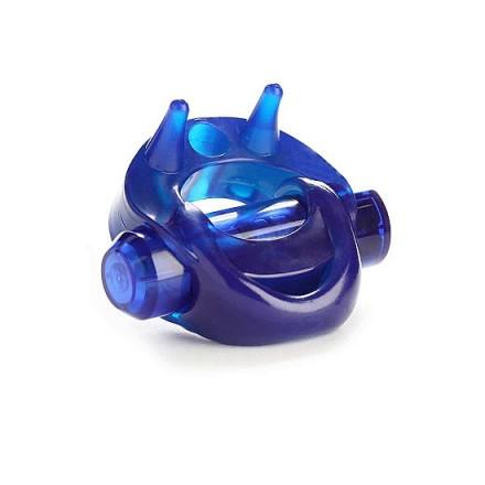 zero tolerance the running bull anillo pene azul