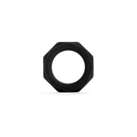 anillo para el pene octagono lila pequeño