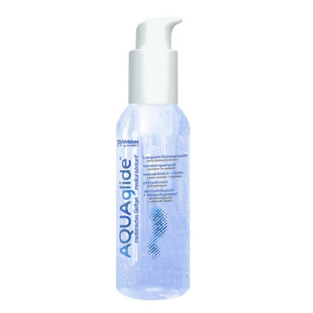 aquaglide lubricante 125 ml