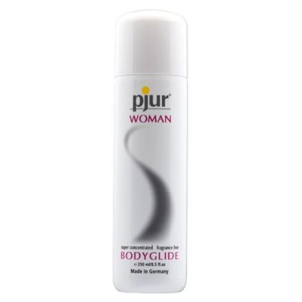 pjur women lubricante silicona 250 ml