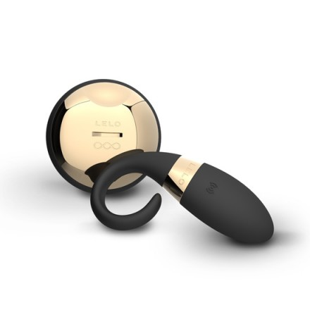 lelo insignia design edition oden 2 masajeador negro
