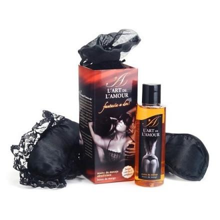 extase sensuel set especial fantasia a dos