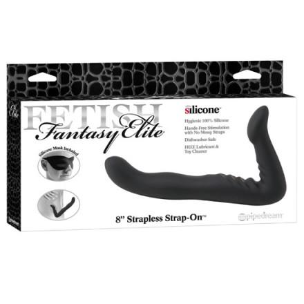 fetish fantasy elite arnes sin sujecion 22 cm negro