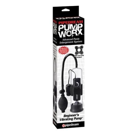 pump worx bomba de succion vibradora para principiantes
