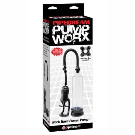 pump worx bomba de succion rock hard