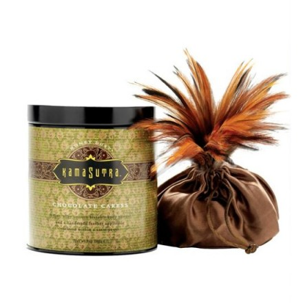 kamasutra polvo de miel caricias de chocolate