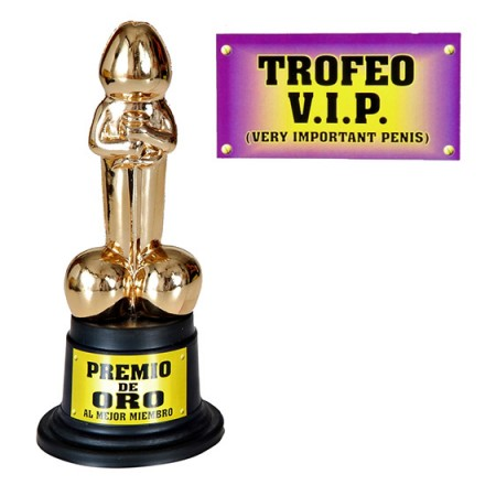 trofeo vip very important penis