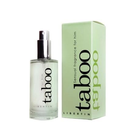 taboo libertin perfume con feromonas para el