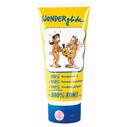 wonderglide lubricante de sabor 200 ml