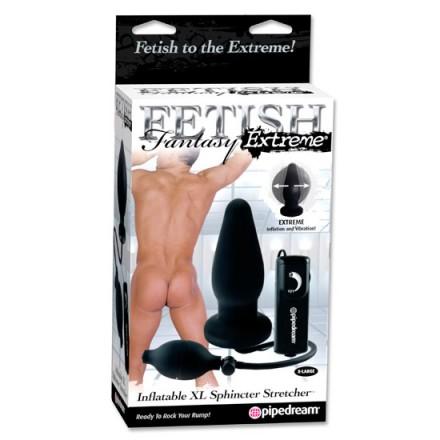 fetish fantasy extreme plug hinchable xl