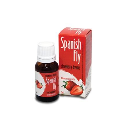 spanish fly gotas del amor sueños de fresa