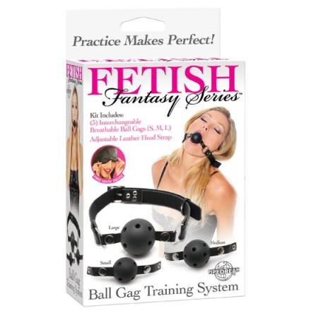 fetish fantasy mordaza para principiantes