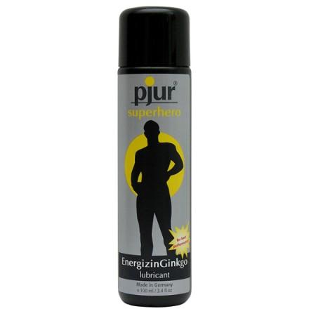 pjur superhero lubricante retardante 100 ml