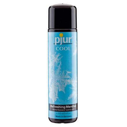 pjur cool lubricante agua efecto frio 100 ml