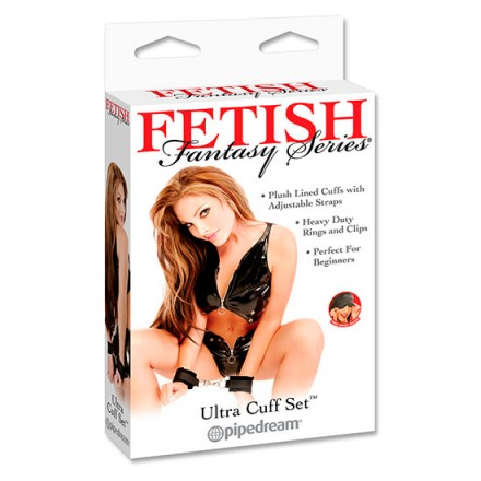 fetish fantasy set esposas ultra
