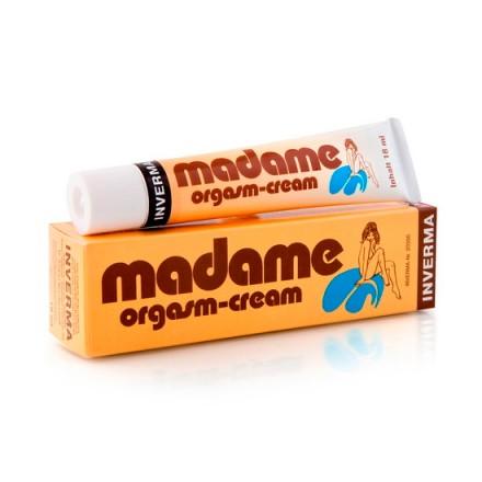 madame crema orgasmica