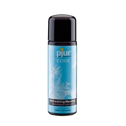 pjur cool lubricante agua efecto frio 30 ml