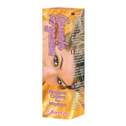 lavetra crema orgasmica femenina