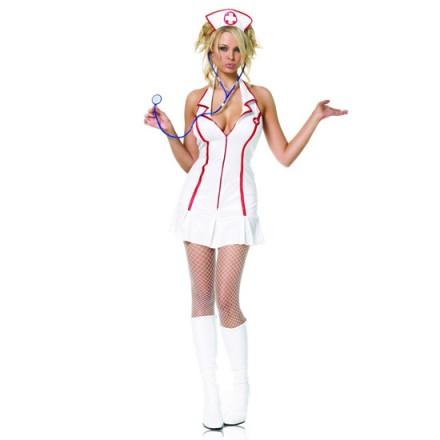 leg avenue disfraz de enfermera