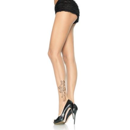leg avenue panties nude efecto tatuaje